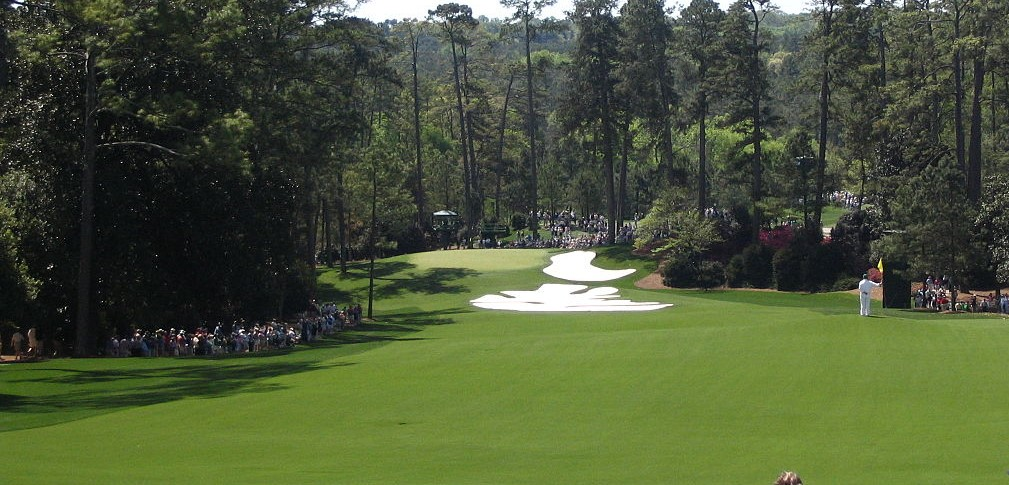 That's How We Do Things Here. (why there's no sports brand like the masters)