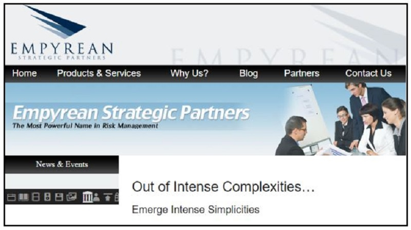 Empyrean Brand Messaging & Website